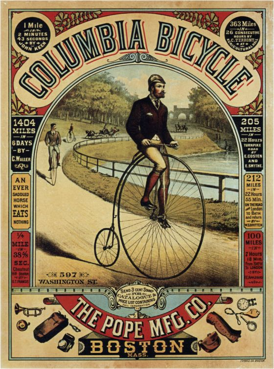 Columbia Bicycle, USA