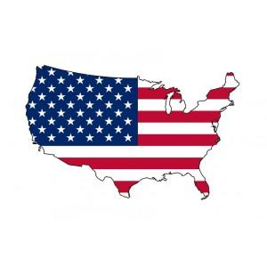 sticker-carte-amerique-avec-drapeau